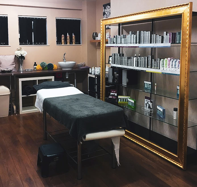 NV Salon Treatment Room